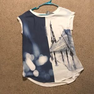 Abercrombie & Fitch Paris shirt